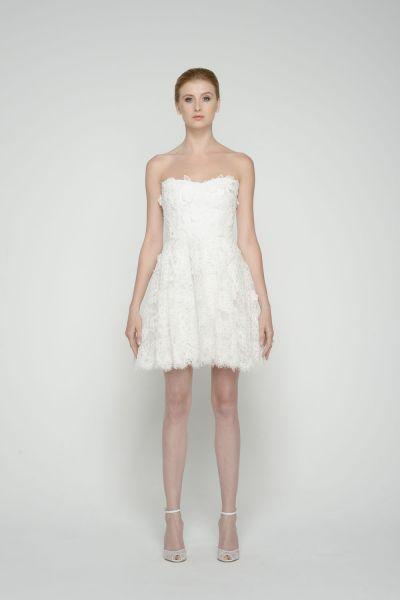vestidos de novia civil sencillos