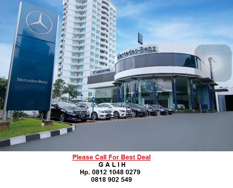 Mercedes Benz Dealership >> Dealer Resmi Mercedes Benz Jakarta Selatan Pusat Penjualan