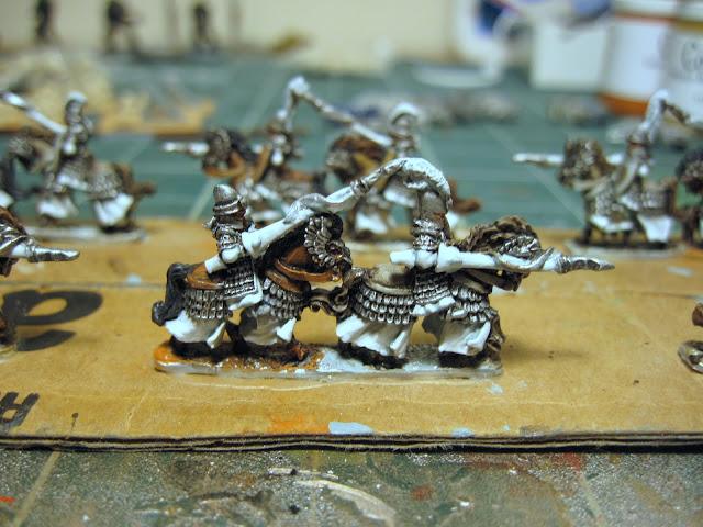 High Elf Silver Helms