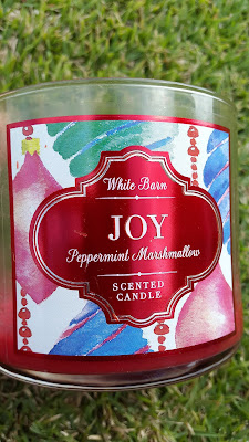 Bath and Body Works 'Peppermint Marshmallow' 3 Wick Candle - www.modenmakeup.com