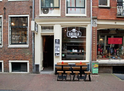 Shop- en eatlog Amsterdam