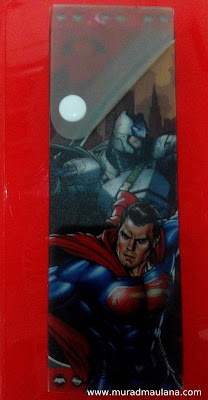 Tempat Pensil, Pulpen Spidol Batman Vs Superman