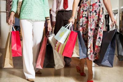 Belanja memberi Anda dorongan ego