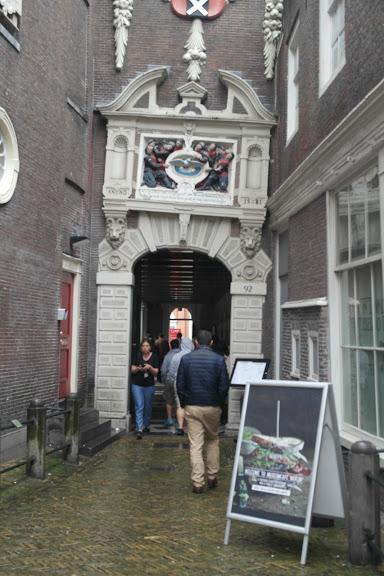 Museo di Storia Amsterdam