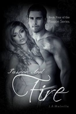Life, Books, & Loves Presents: Passion Series by J.A. Melville