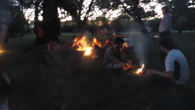 producción de fuego