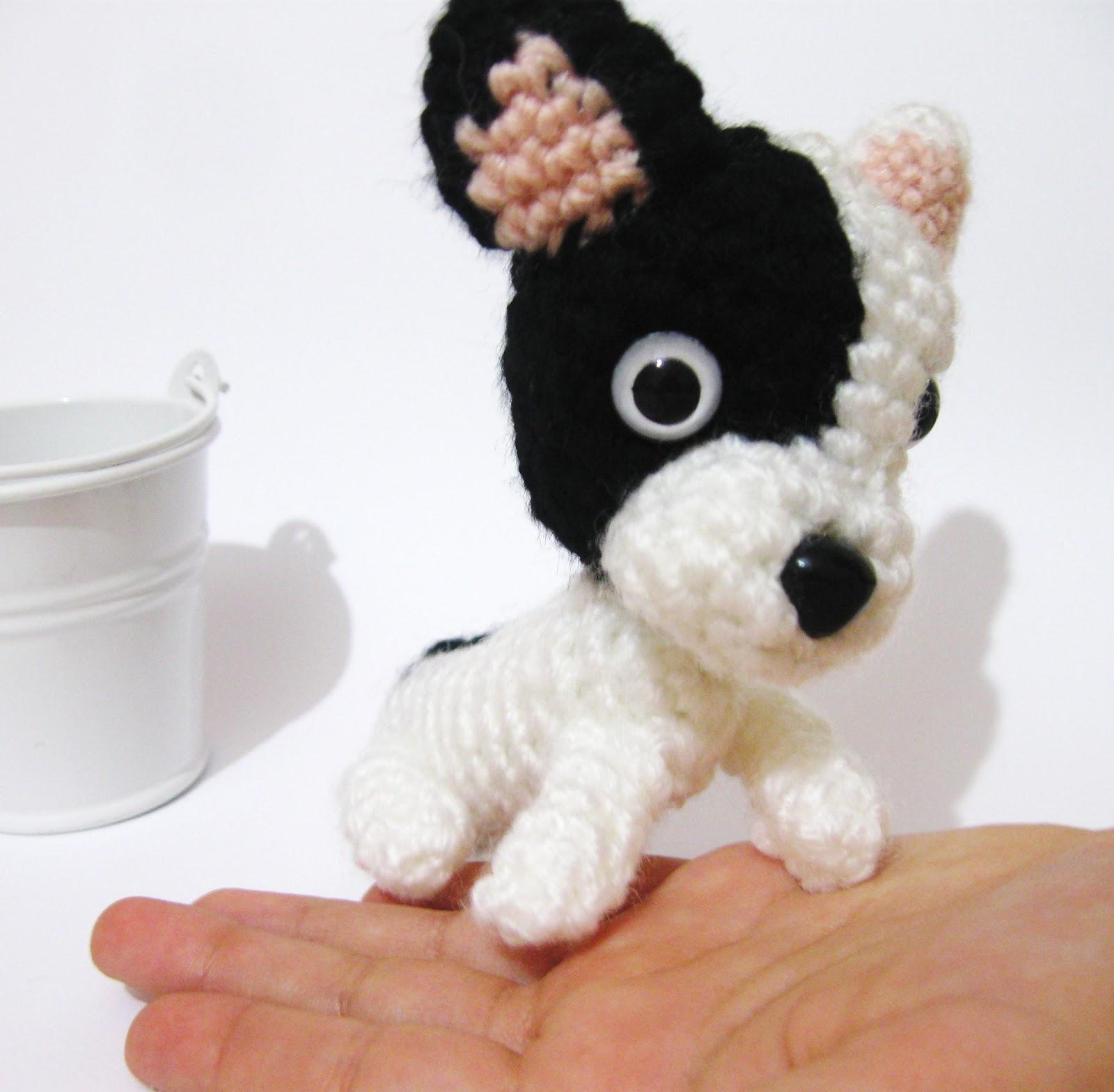 Amigurumi Yavru Köpek Yapılışı