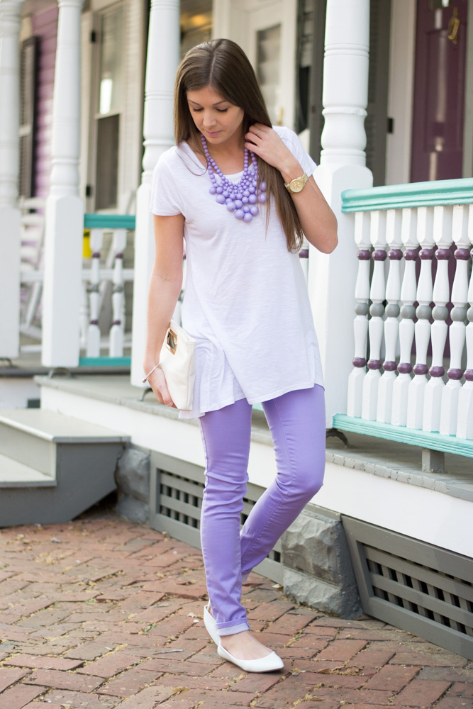 The color for spring