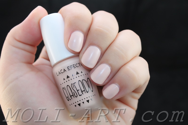 Moli Art Beauty Blog Esmaltes Efecto Glaseado De Deliplus