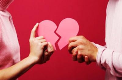 Hal Yang Terjadi Pada Tubuh Saat Putus Cinta