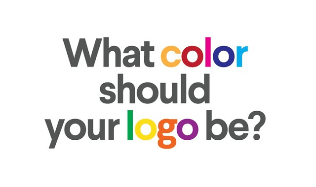 What color should your logo be?