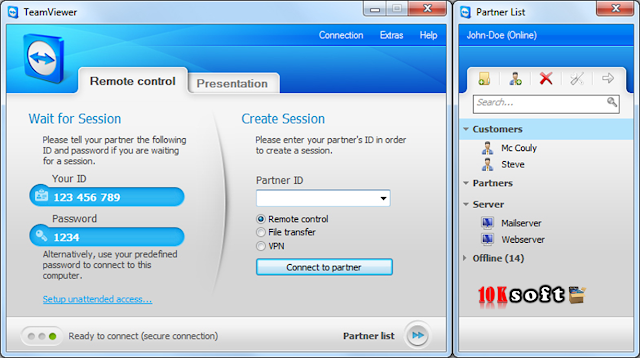TeamViewer 12 Premium Portable latest version Free Download