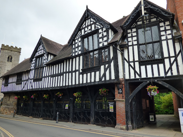 Much Wenlock Guild Hall