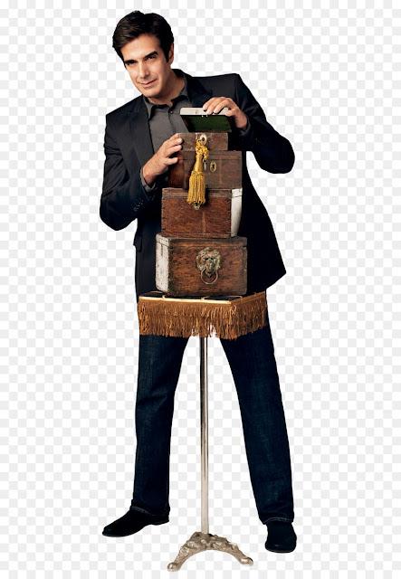 Những khả năng huyền bí đầy kinh ngạc qua những pha trình diễn của ảo thuật gia David Copperfield