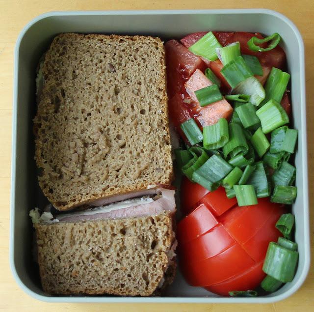 jedzenie do pracy, lunchbox