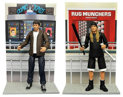 Mallrats Select Action Figures Series 1 by Diamond Select Toys - Jason Lee's Brody & Jason Mewes' Jay