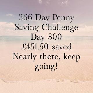 365 366 day penny saving challenge