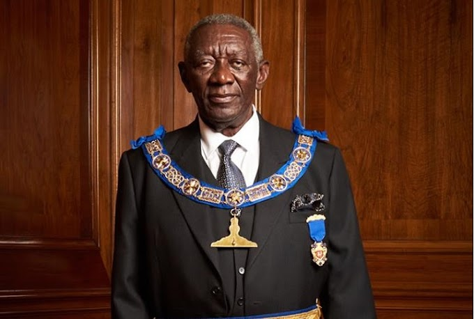 Endeavour to learn the philosophy underpinning Freemasonry - Kufuor