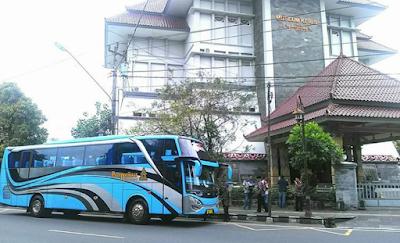 Sewa Bus Jogja Tujuan Solo