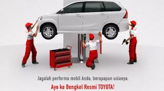 Bengkel resmi Toyota Jakarta Timur