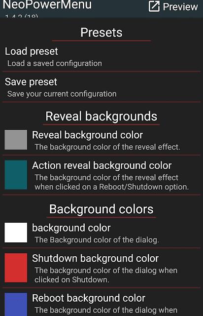 Cara menyesuaikan menu daya Android Anda 5