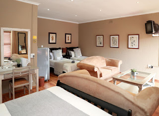 Premium Family Suite at Big 5 Guesthouse