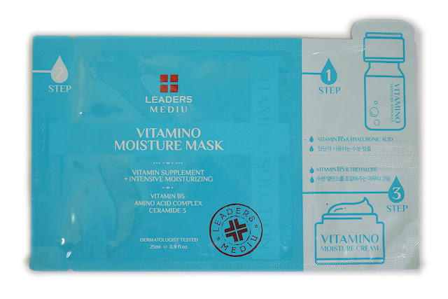 Leaders Insolution Mediu Vitamino Moisture Mask