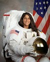 The space lady:  Sunita Williams