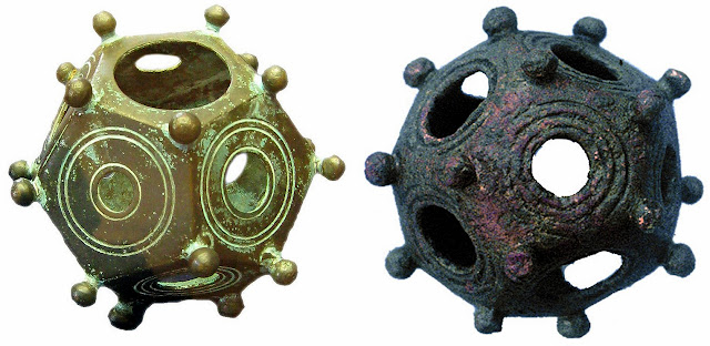 The Roman Dodecahedra