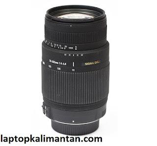 Jual Lensa Sigma 70-300mm Second