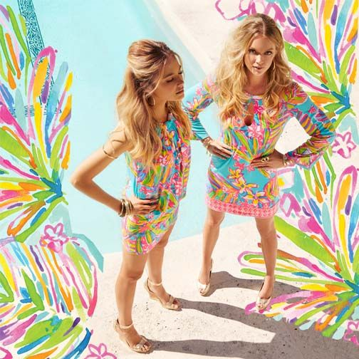 df294330e01cf9 Paige Smith Patterns: My Prints for Lilly Pulitzer Summer 2015