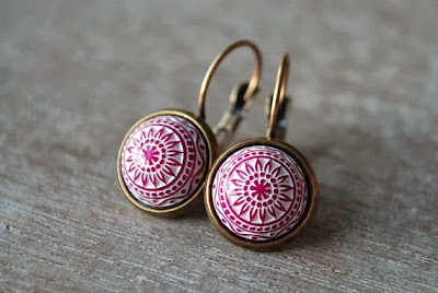 https://www.etsy.com/listing/167640422/raspberry-red-mosaic-earrings-pink-fall?ref=favs_view_2