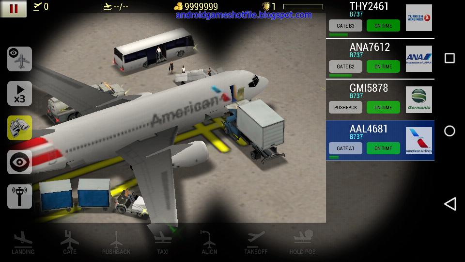 seaport airport traffic simulator - 960×540
