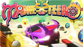 Madnessteer Live APK+MOD. UNLIMITED MONEY MODS