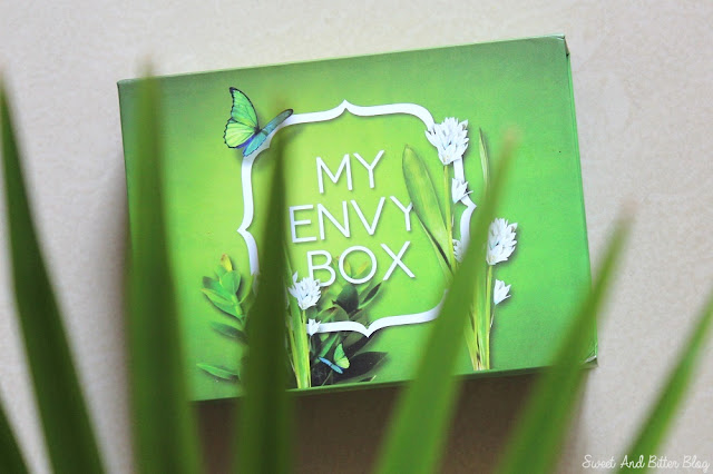 My Envy Box July 2017 Into The Wild Beauty Box