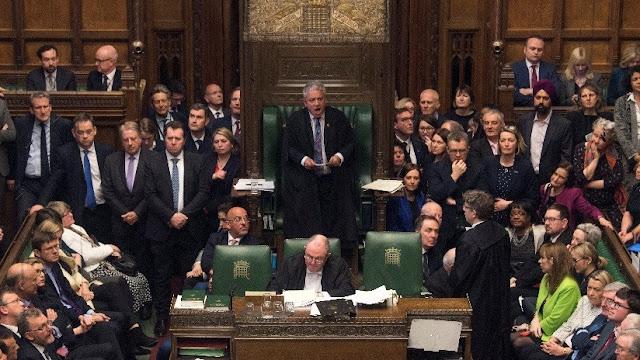 El Reino Unido aprueba un proyecto de ley que impide el Brexit sin acuerdo