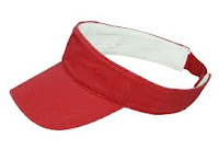 Model topi visor / topi golf