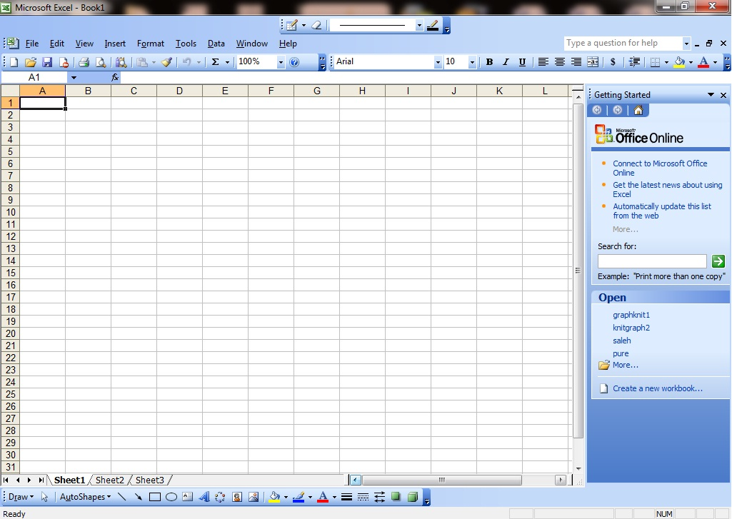 how to make your own graph paper in excel