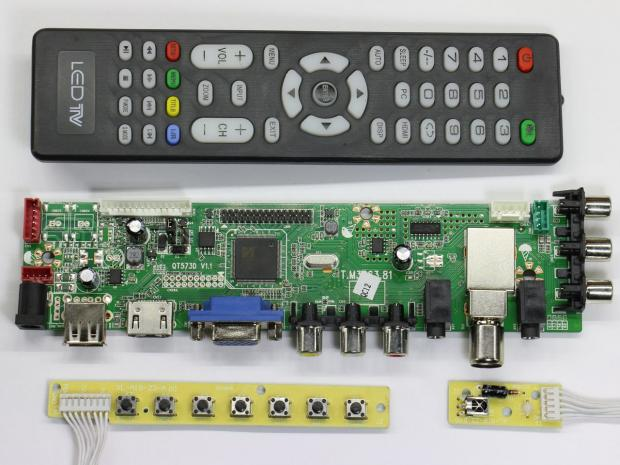 T.M3663.81 Universal LED TV Board Software Free Download
