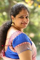Actress Raasi Latest Pos in Saree at Lanka Movie Interview  0192.JPG