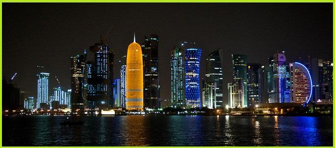 Cornice Doha Qatar