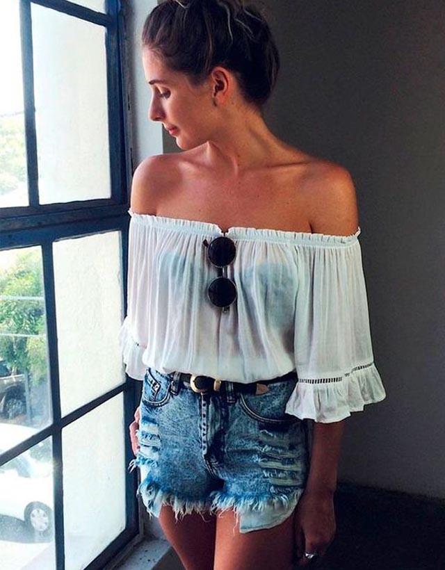 como se vestir de forma estilosa no verão