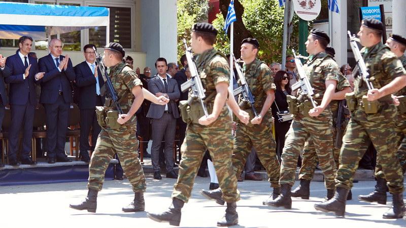 Με λαμπρότητα εορτάστηκε η 98η επέτειος απελευθέρωσης της Αλεξανδρούπολης