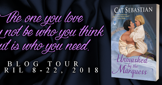 #Spotlight #Excerpt #Promo UNMASKED by Cat Sebastian @CatSWrites @avonbooks @puretextuality #Giveaway
