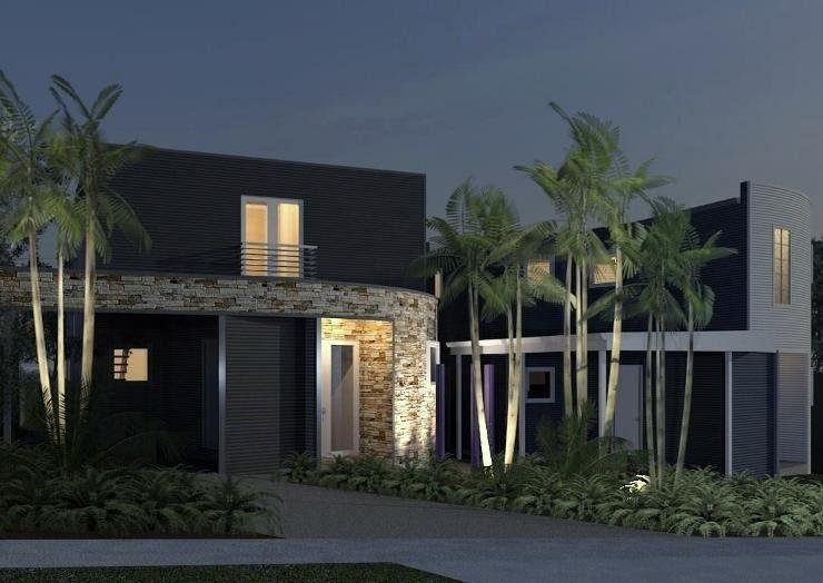 Fachadas de piedra todo sobre fachadas for Frentes de casas con piedras