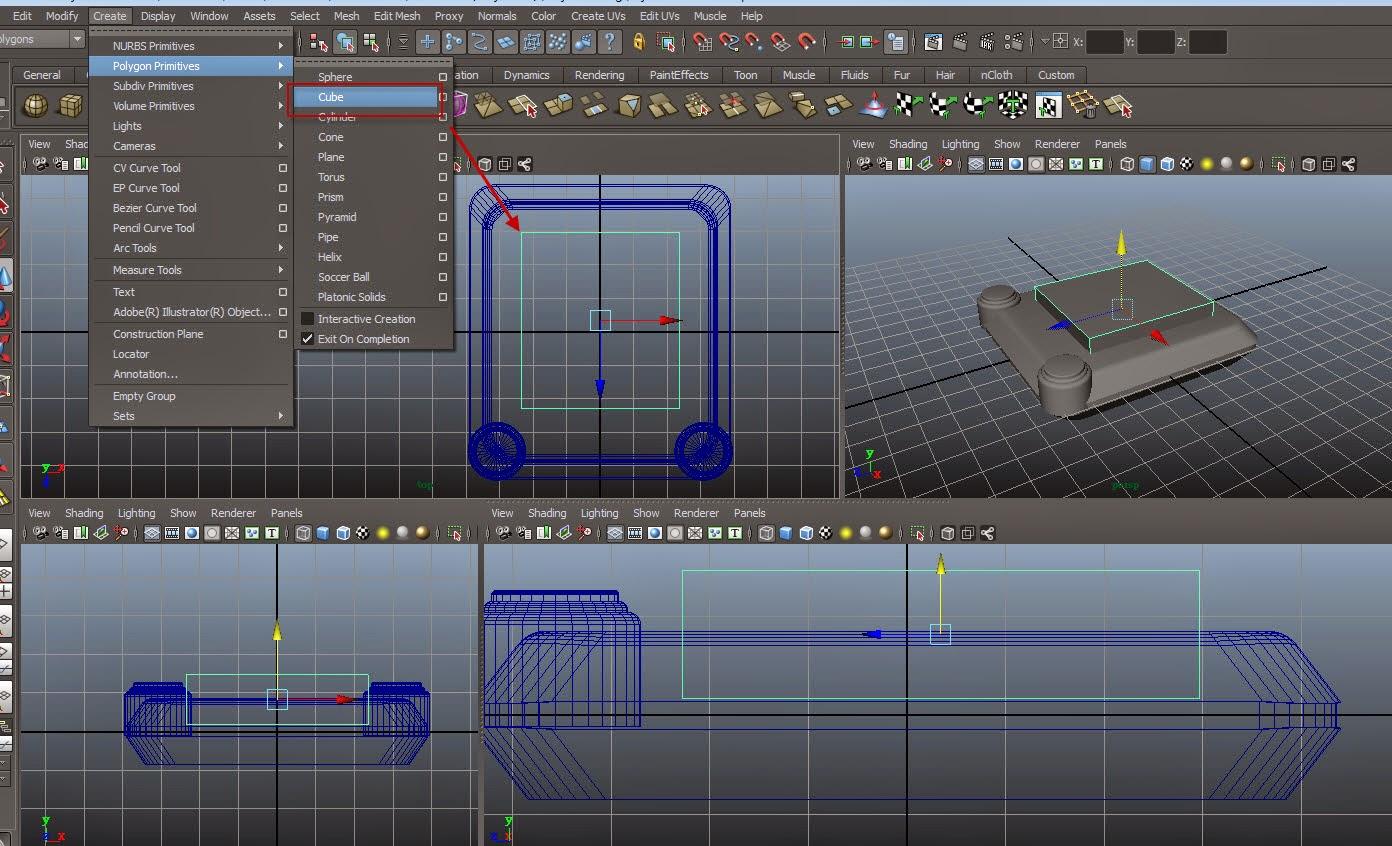 Joystick Modeling 019