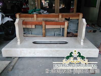 Harga Makam Marmer Modifikasi, Model Makam Marmer Islam Terbaru