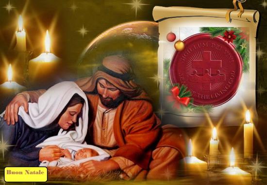 Novena in preparazione al Santo Natale. Cominciamo il 16 dicembre