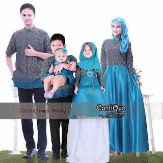 baju couple keluarga untuk lebaran 2018