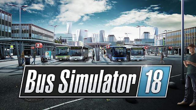 """""""Bus Simulator 18"""" Game mô phỏng xe Buýt 3D 2018"""